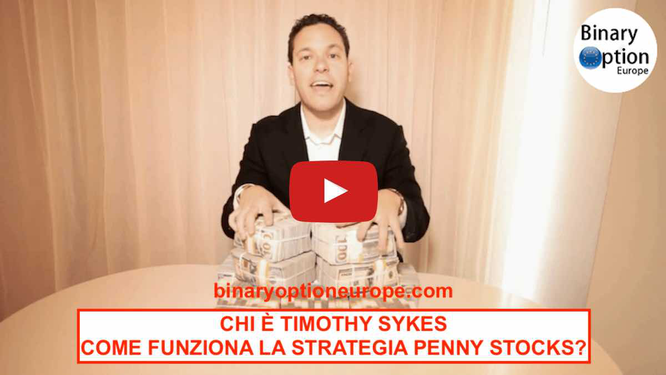 chi è timothy sykes penny stock