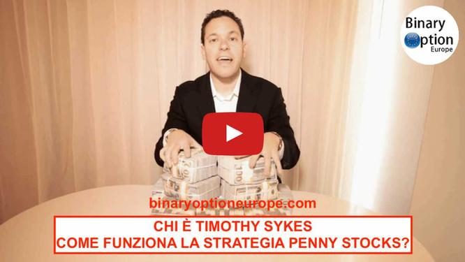 chi è timothy sykes italiano penny stock