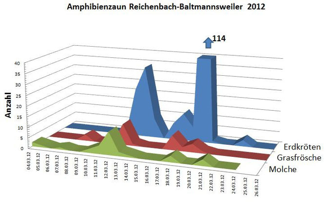 Grafik Amphzaun