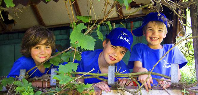 Mit dem NABU raus in die Natur - Foto: NABU/C.Kuchem