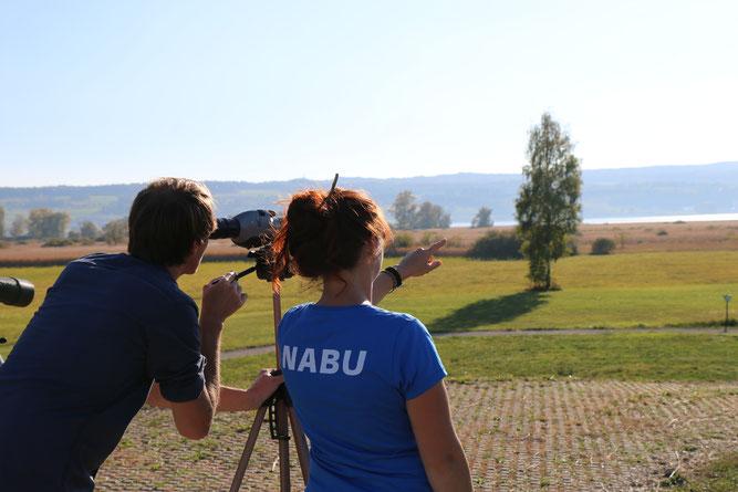 Wir begeistern wofür unser Herz schlägt, unsere Natur - Foto: NABU/H. Schweikardt