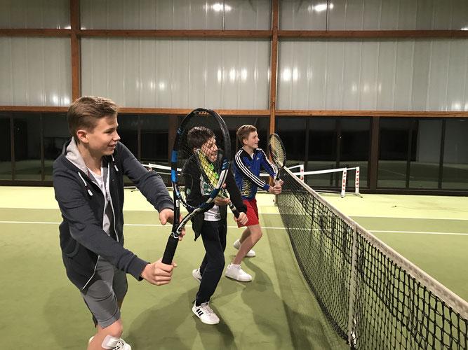 Tennistraining für Jugendliche in Bonn