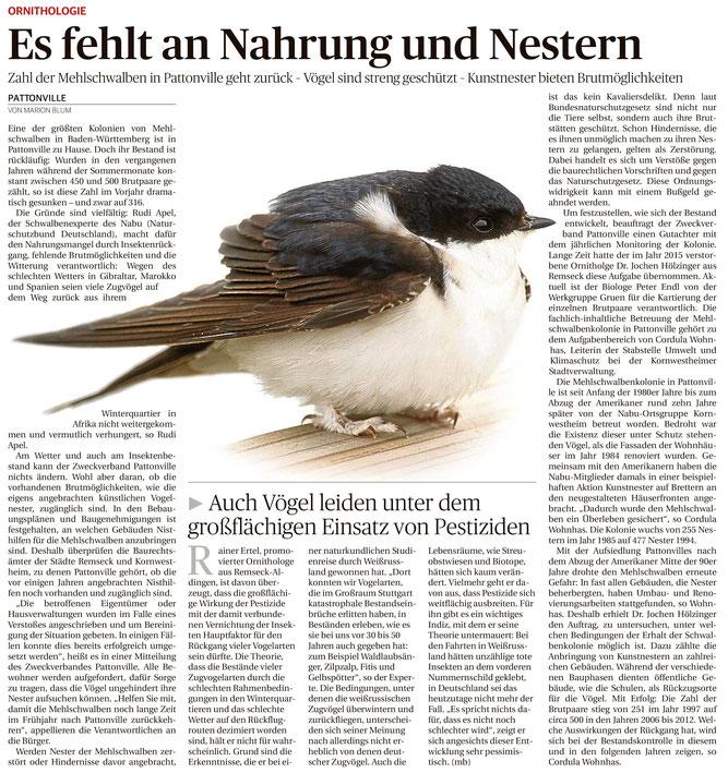 Ludwigsburger Kreiszeitung vom 02. Juni 2018, Seite 18