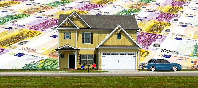 Wieviel ist unser Haus wert? Faktoren und Wertermittlung über Immobilien-Jost