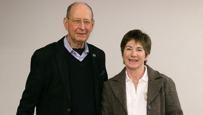 Günther Steinert und Gerda Hucklenbroich