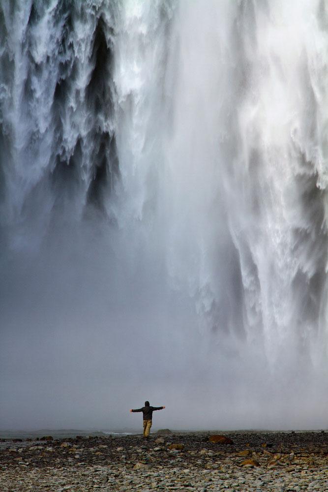 Skógafoss- Islanda