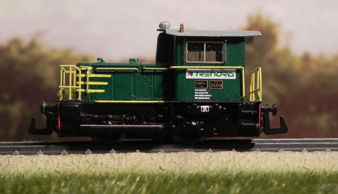 D 214 4115 - Pirata Model -