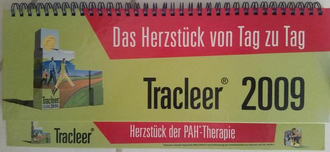 Tracleer Individual Kalender
