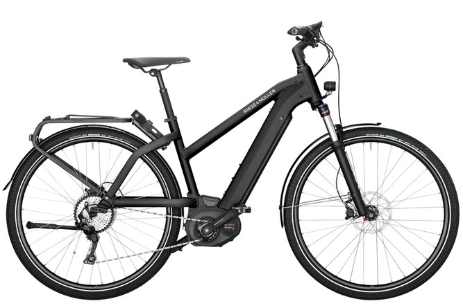 Riese und Müller Charger Mixte touring 2020