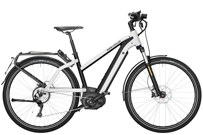Riese und Müller Charger Mixte touring HS 2020