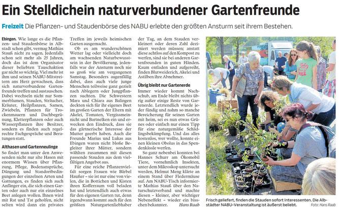 Zollern-Alb-Kurier Albstadt - 14.05.2018