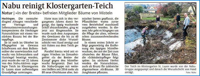Schwarzwälder Bote 04.12.2020