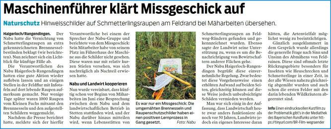 Hohenzollerische Zeitung, 08.07.2020