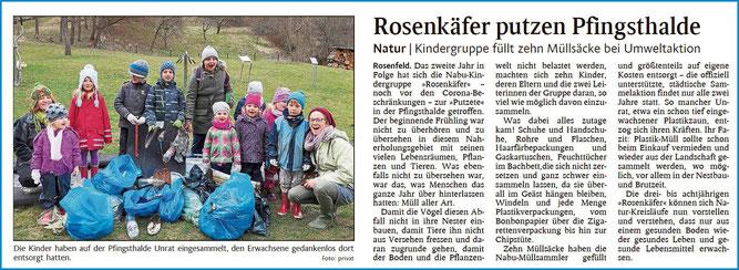 Schwarzwälder Bote, 24.03.2020