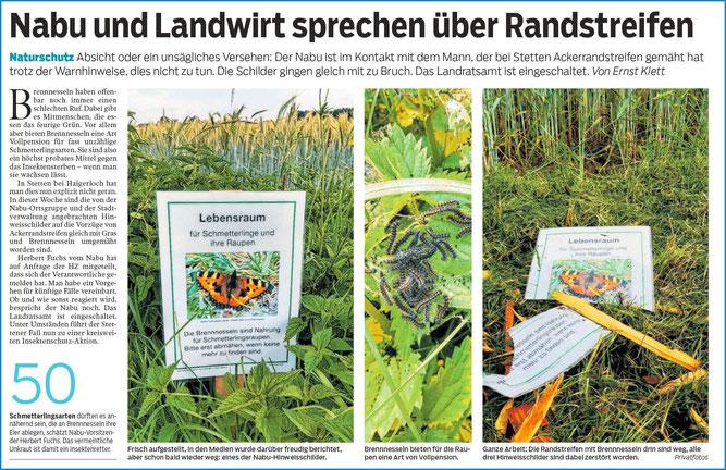 Hohenzollerische Zeitung, 04.07.2020