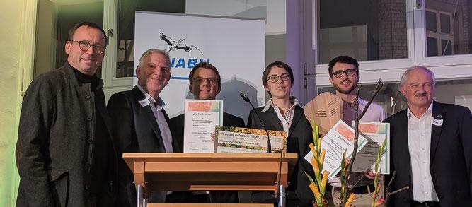 NABU Naturtrainer UN-Dekade Bundesumweltministerium NABU-Rheinauen