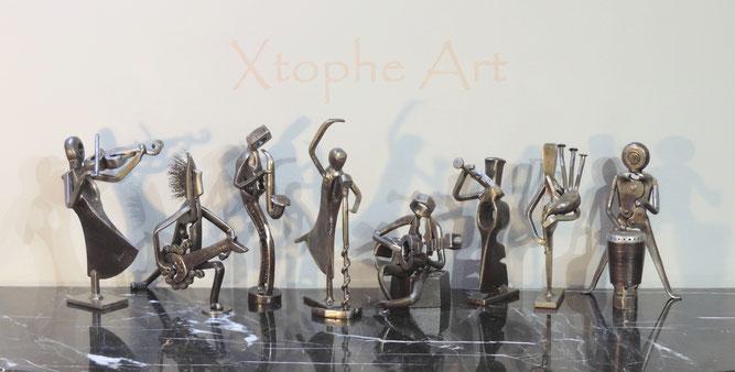 L'orchestre, une famille en constante évolution...
