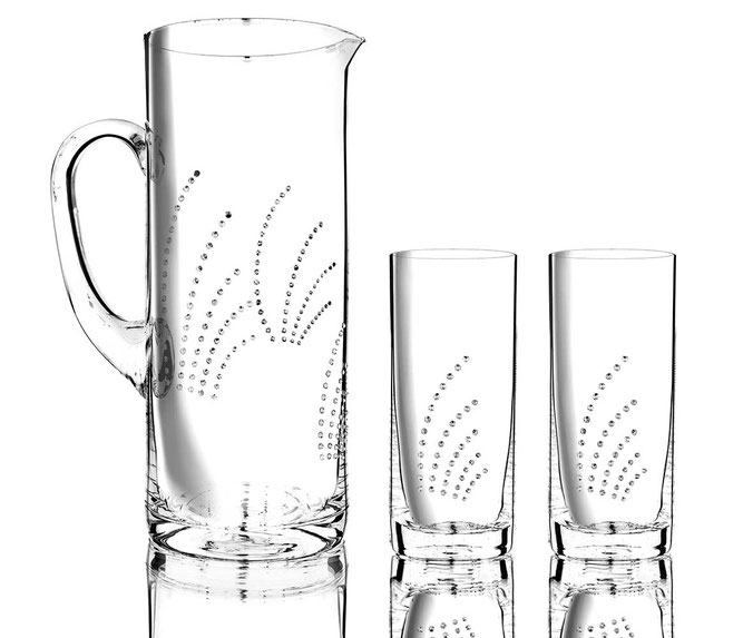Drinking set Flapper