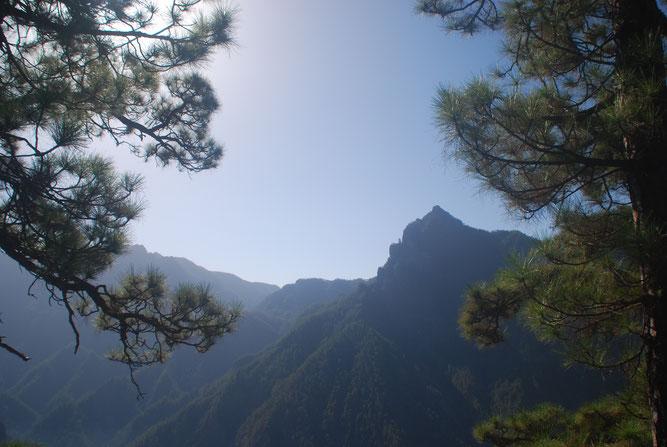Macizo de Tarco / Caldera de Taburiente, La Palma.