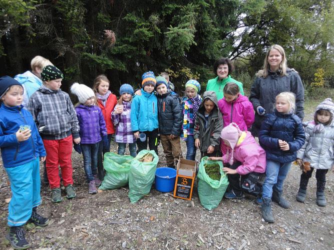 Kindergruppe Beffendorf. NABU/BUND Oberndorf-Sulz