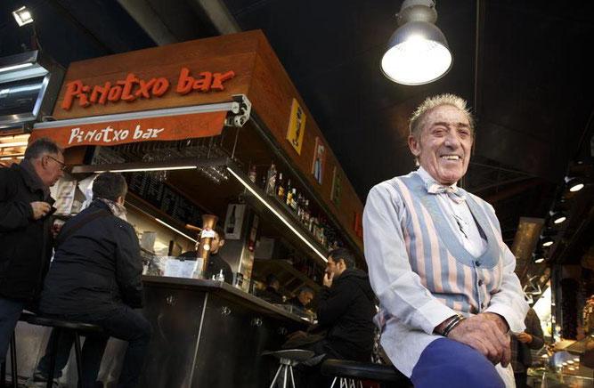 El Pinotxo bar