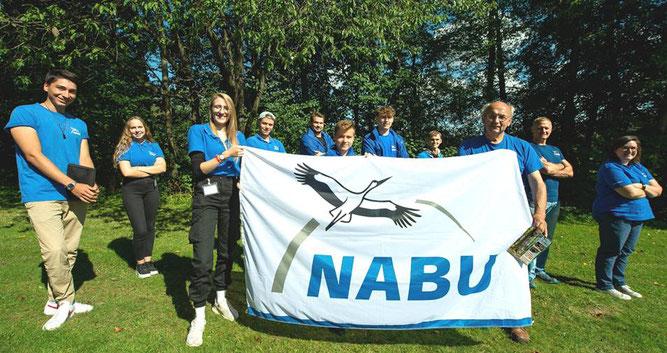 Foto | NABU-Hundsangen-Werber-Team_Marcel Weidenfeller, September 2020