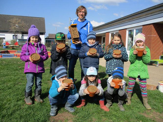 Fotos: Kindergarten Deensen