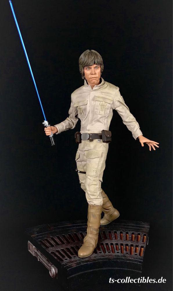 Luke Skywalker 1/4 Premium Format Star Wars Episode V Statue 51cm Sideshow ts-collectibles.de