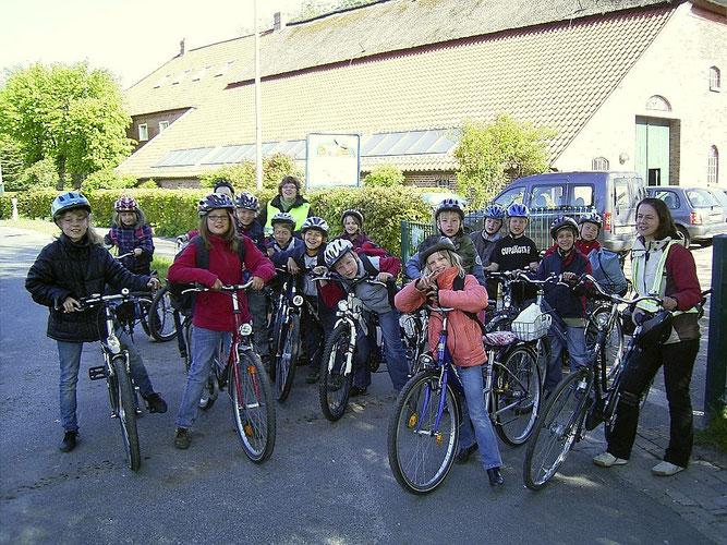 Radtour zum Woldenhof