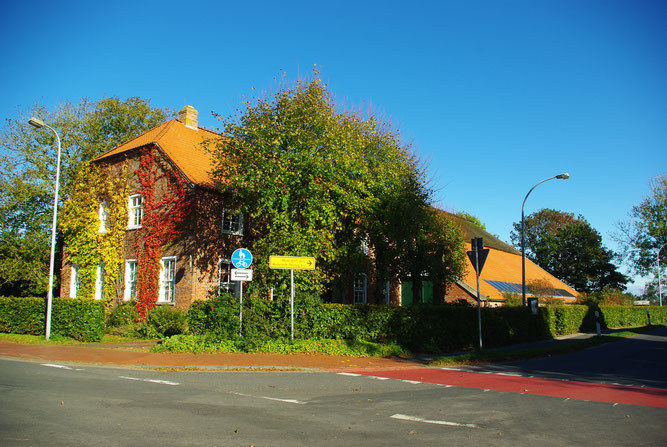 Der NABU Woldenhof in einer Gesamtansicht