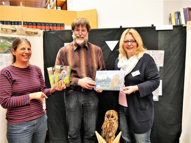 Foto: Patricia Cantarella, Christian Lynen, Andrea Coenen-Brinkert (v.l.n.r.)