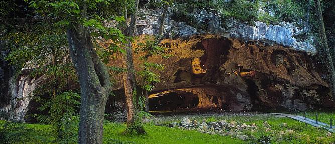 Les grottes préhistoriques de Sare renferment bien des secrets
