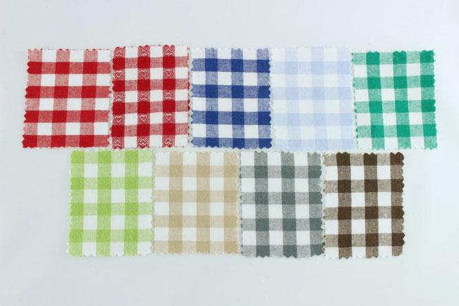 Farbkarte für Produkte bei Die Wohlfühlzirbe