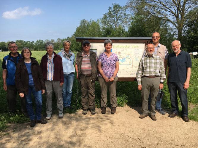 Gemeinsam Natur beobachten und schützen (Exkursion auf der niederländischen Insel Texel)