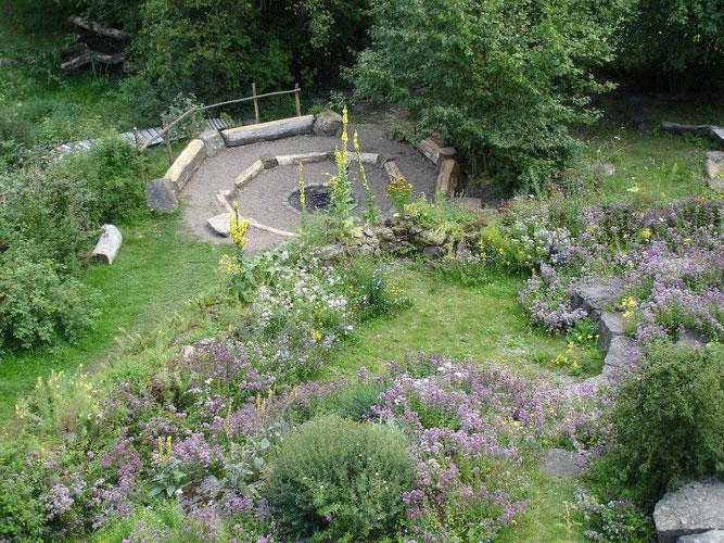 (C) L. Bünger: Naturgarten