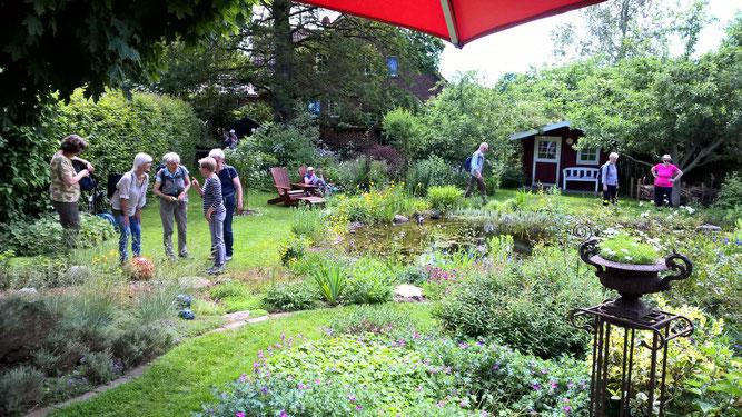 Achtung Offene Gartenpforte Am Sonntag Nabu Buchholz In Der Nordheide