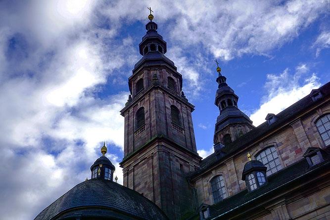 """Gemeinsam für mehr Artenschutz: Bei der Aktion """"Lebensraum Kirchturm"""" arbeitet unsere NABU-Gruppe mit Kirchen der Stadt Fulda zusammen"""