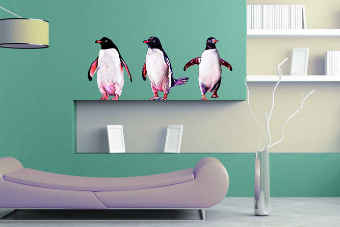 vinil decoratiu d´animals