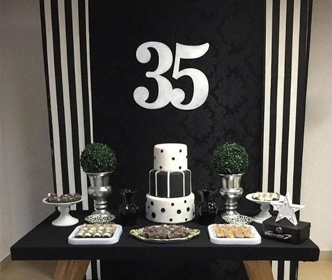 cumpleaños 35 años hombre