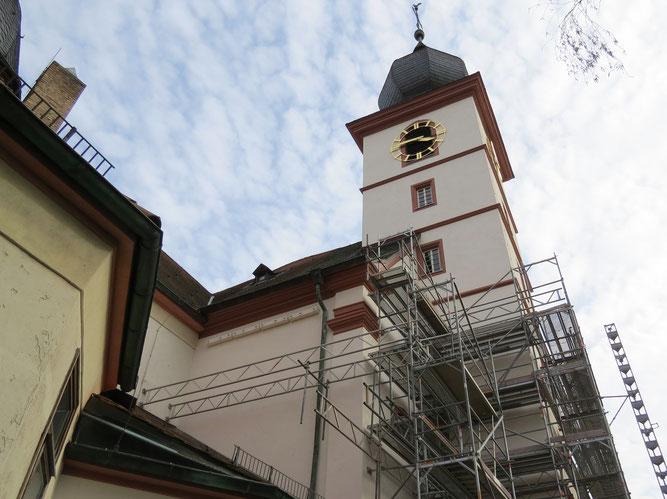 """Gemeinsam für mehr Artenschutz: Bei der Aktion """"Lebensraum Kirchturm"""" arbeiten NABU-Gruppen und Kirchen zusammen"""