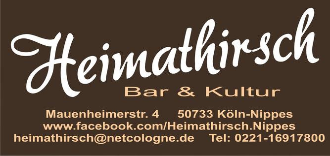 Heimathirsch Köln heimathirsch bar kunst kultur heimathirsch bar kultur in