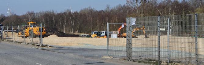 Baustelle (Foto: Witt)