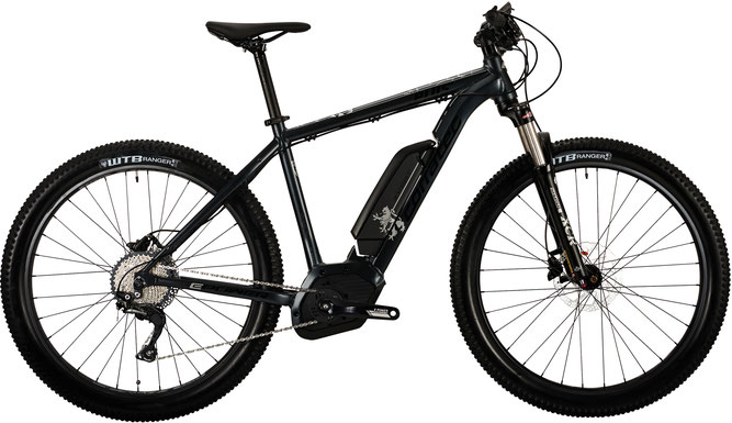 Corratec E-Power X Vert 650 B Plus Y e-Mountainbike 2017