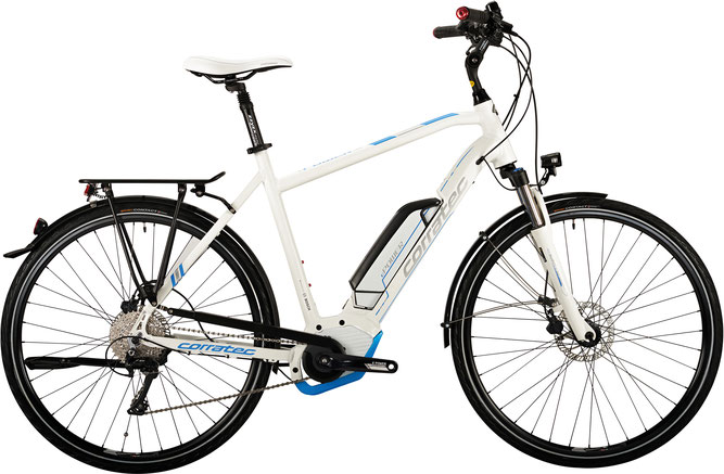 Corratec E-Power 28 Performance 10S 500 Gent Trekking e-Bike 2017