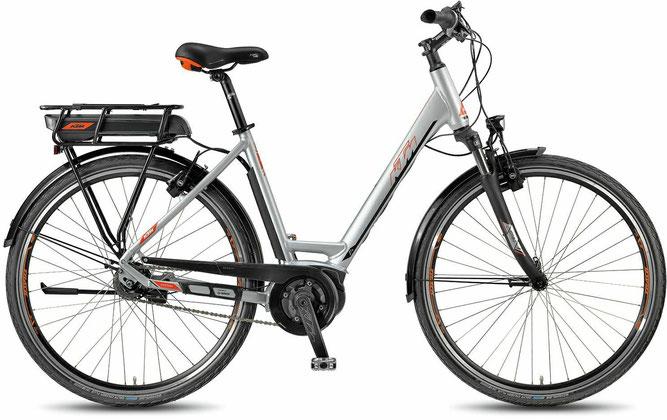 KTM MACINA CLASSIC 8 A5 City e-Bike 2017
