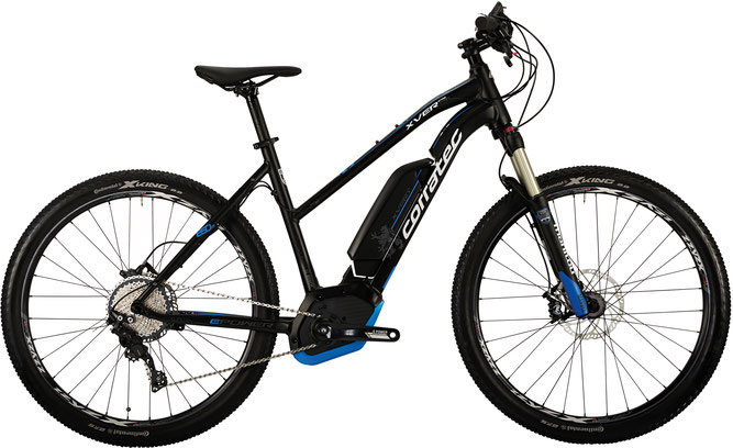 Corratec E-Power X Vert 650B CX Trapez 500 e-Mountainbike 2017