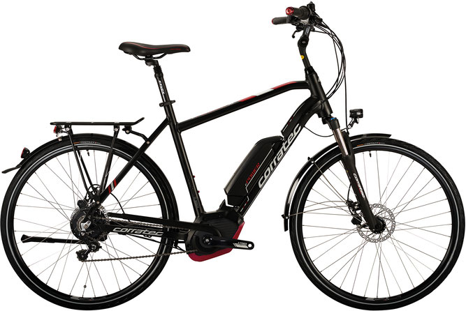 Corratec E-Power 28 Performance Nuvinci 500 Gent Trekking e-Bike 2017