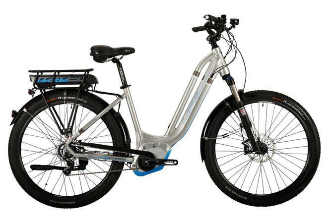 Corratec Life Performance 8S 500 Gesundheits e-Bike 2017