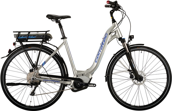 Corratec E-Power 28 Active 10S 500 Lady City/Trekking e-bike 2017