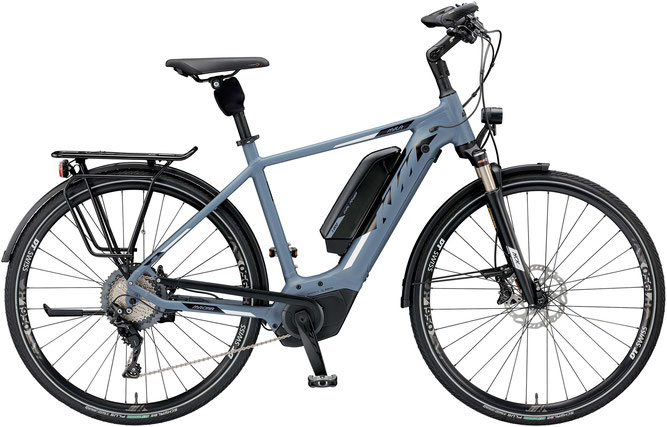 KTM MACINA STYLE 11 CX5 City e-Bike 2017